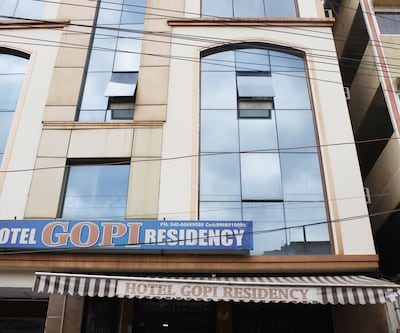 Gopi Residency,Hyderabad
